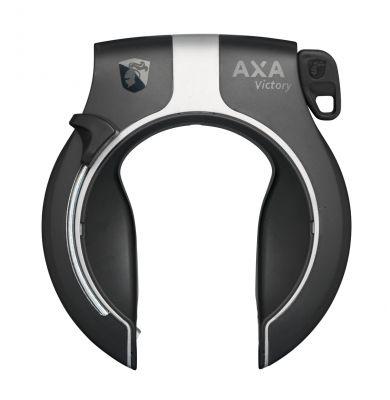 AXA Victory Retractable Zwart