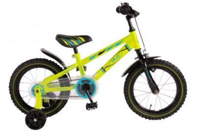 Volare Electric Green 14 Inch Jongens 2021