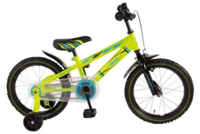 Volare Electric Green 16 Inch Jongens 2021
