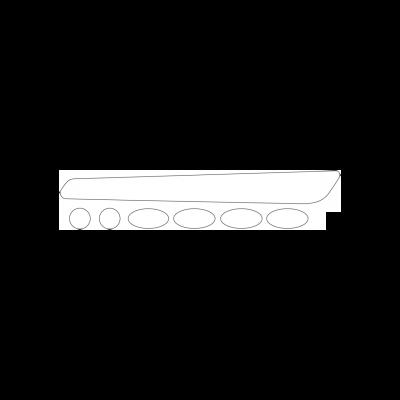 BBB BBP-50 Frameprotectors Bikeskin