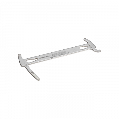 BBB BTL-125 Multi-Tool Chainchecker Met Ketting Haak