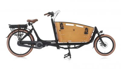 Vogue Two Wheel Carry Bakfiets 2021