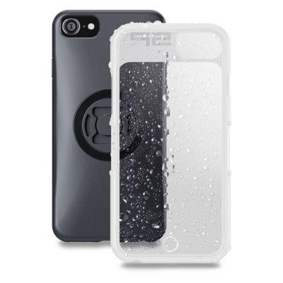SP Connect Regenhoes iPhone Transparant