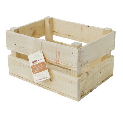 Woodybox Fietskrat Hout B1