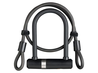 Axa Beugelslot Newton Pro+Cable 100/10