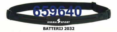 Sigma Pc Borstband Hartslagmeter