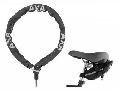 Axa Kettingslot Rlc + Zadeltas 100/5,5